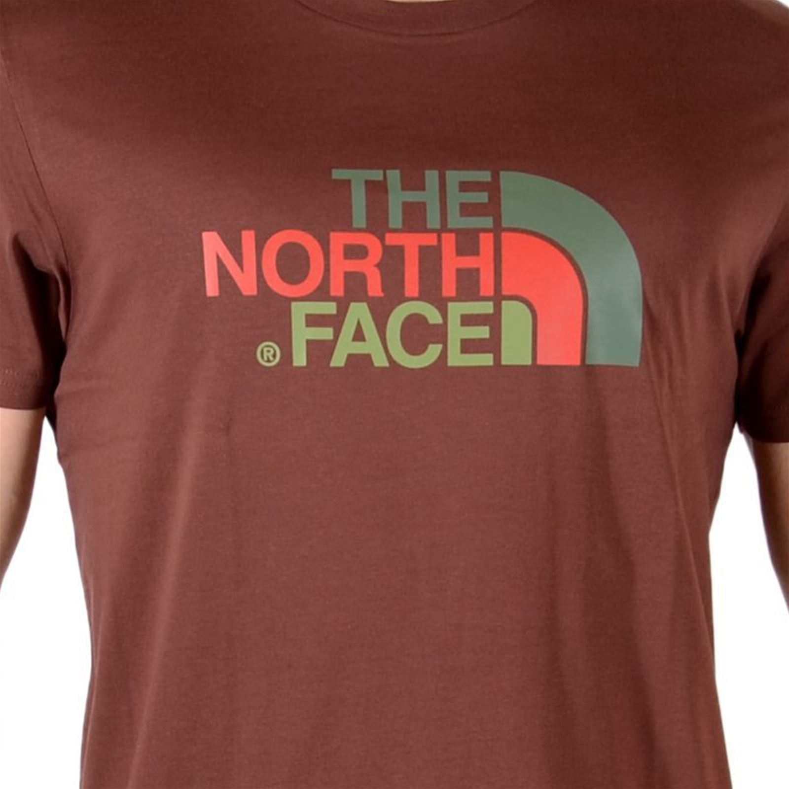 Sweat Face V North The Homme shirtRouge ordWCexB