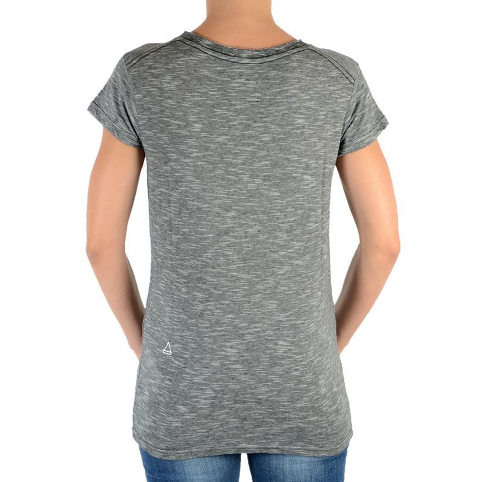 CourtesGris V Paris T Manches Eleven Femme shirt nOk0Pw