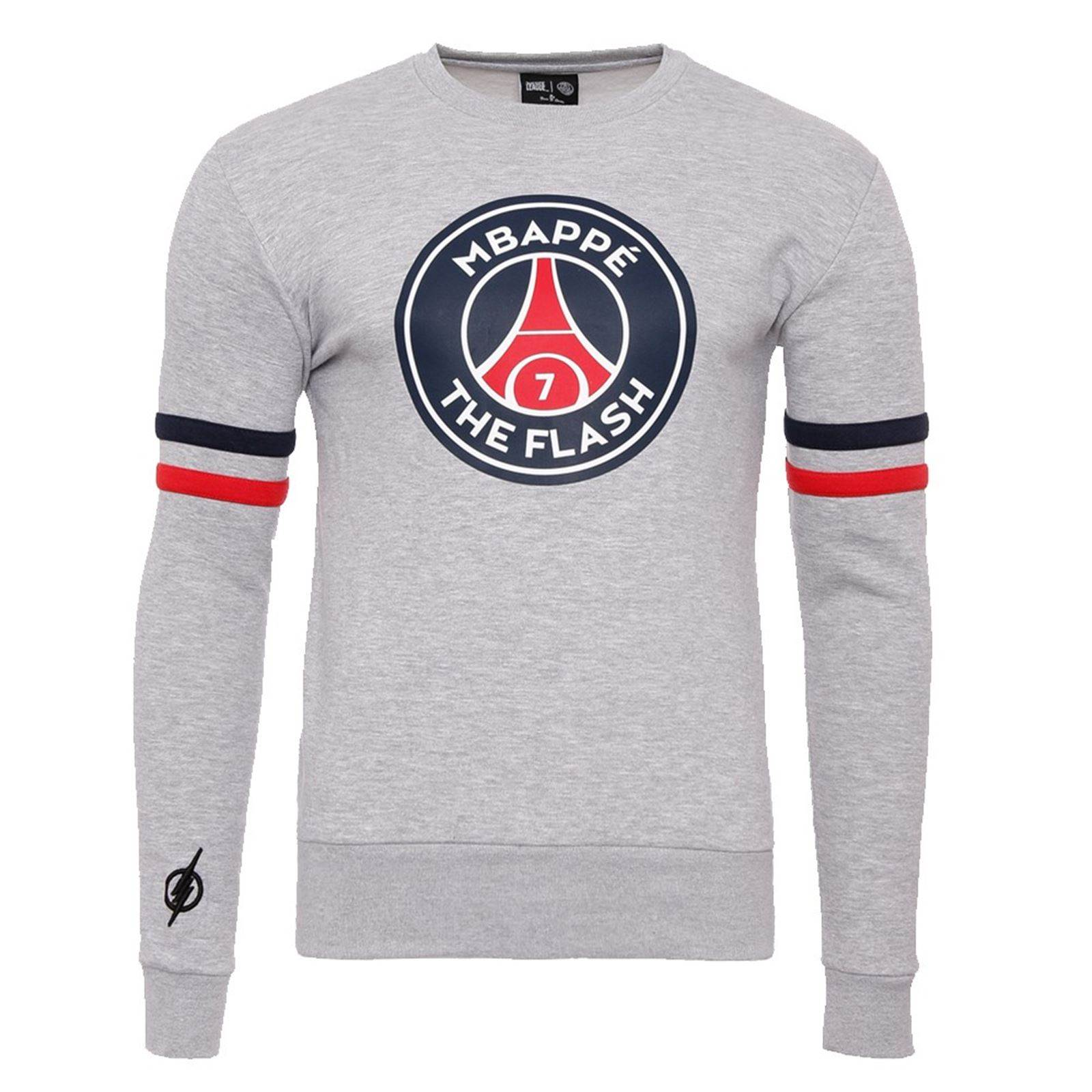 V Homme shirtGris Sweat shirtGris Psg Sweat Psg F1KJTcl