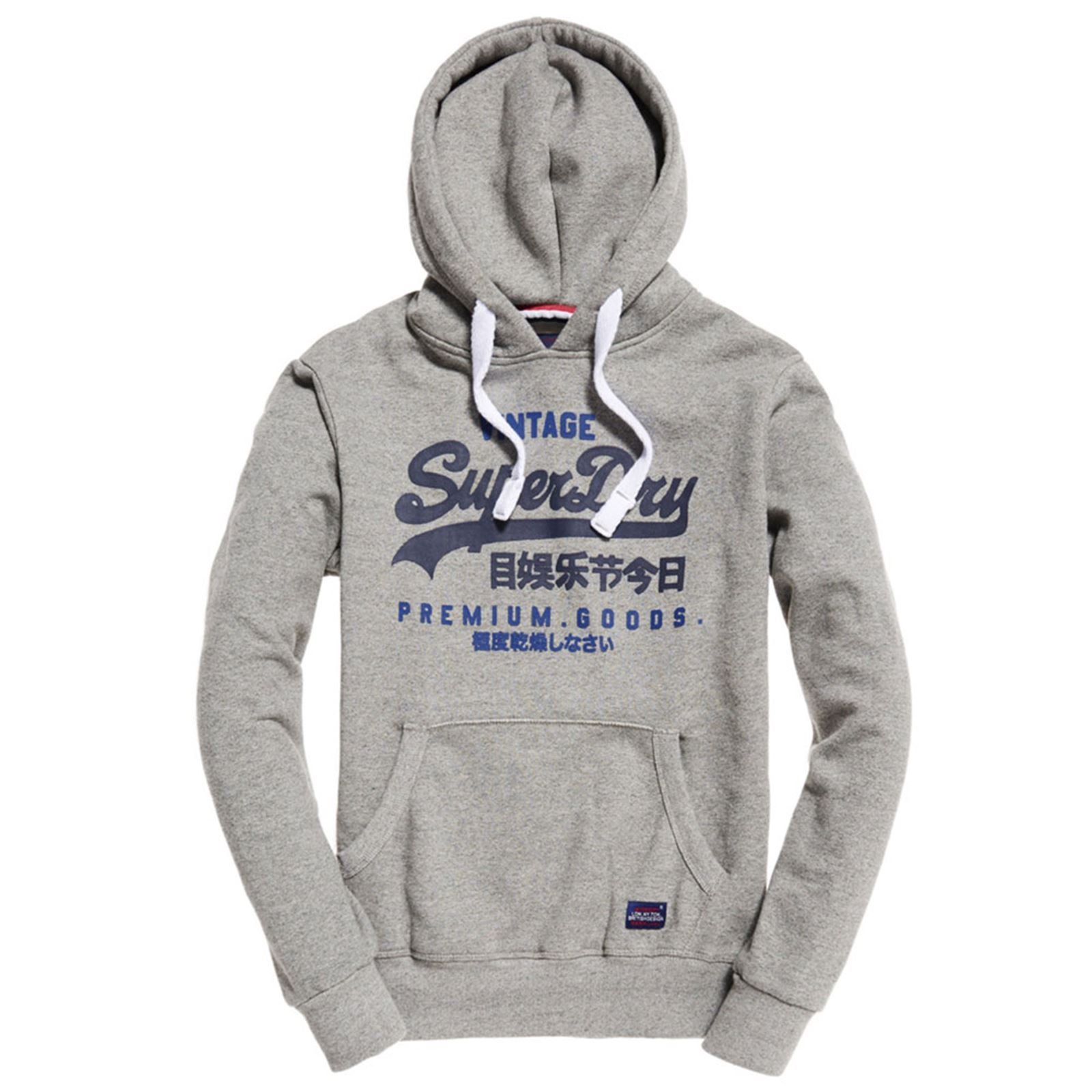 CapucheGris Sweat Superdry Homme a V 9IWDEH2