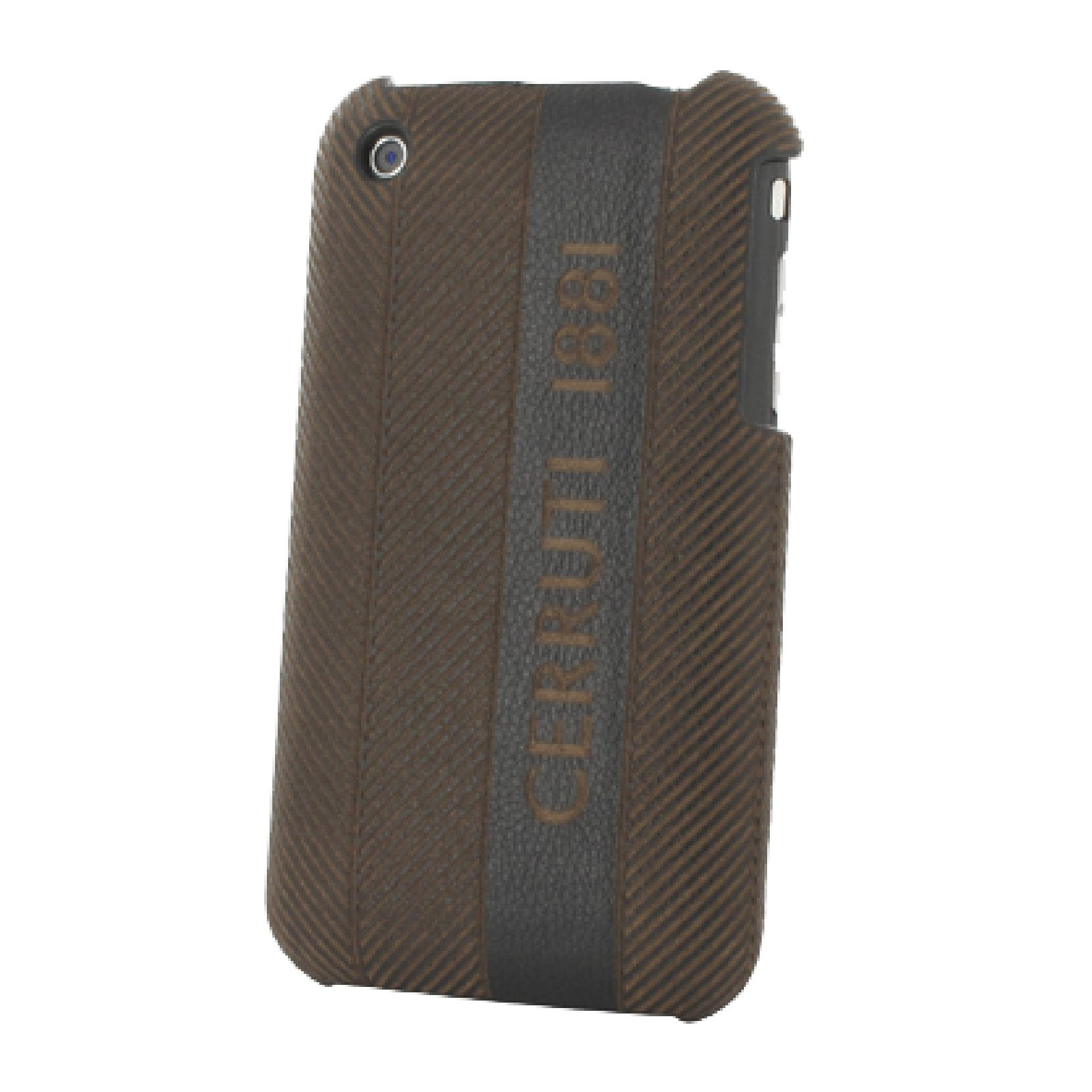 coque en cuir marron iphone 3g-3gs