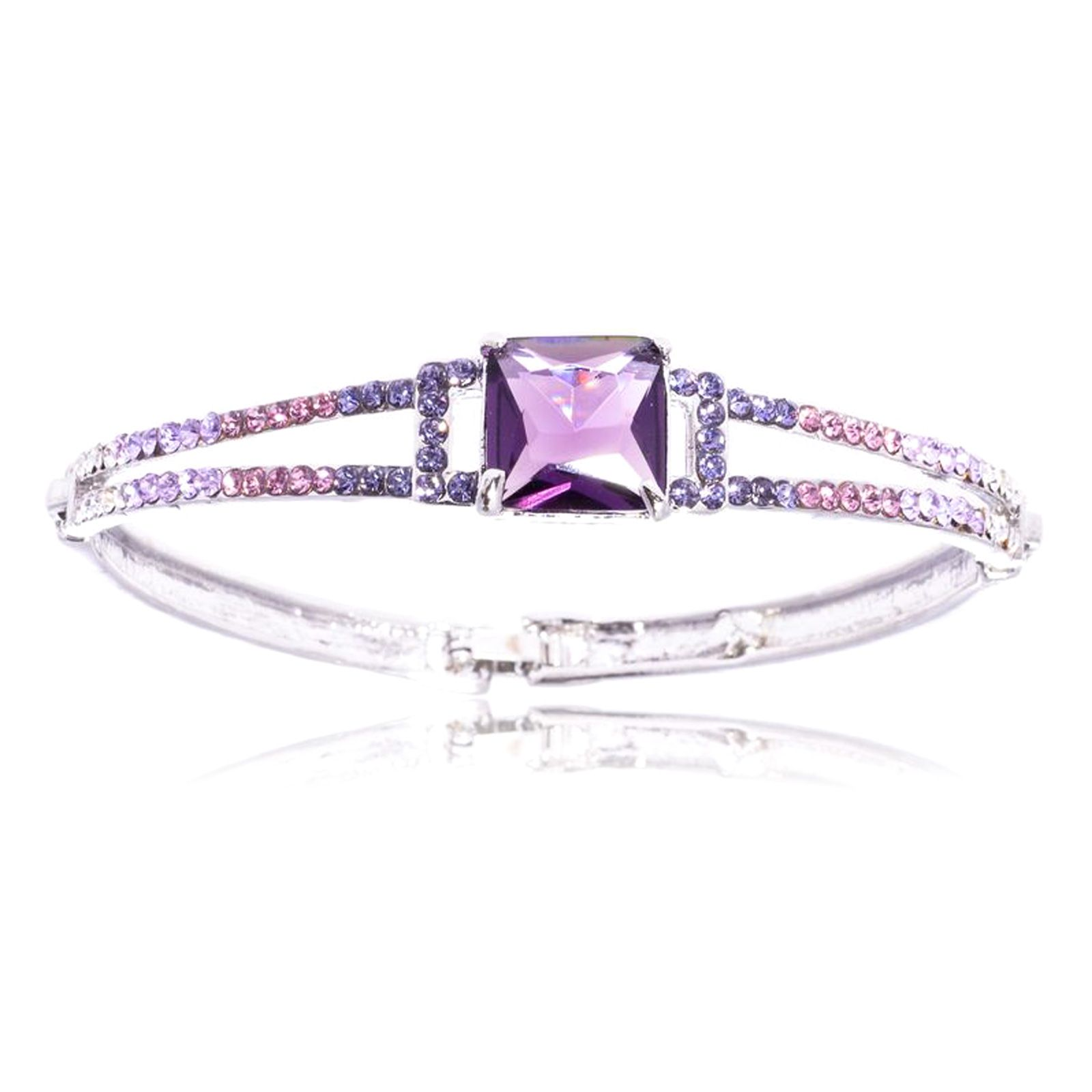 Look The Ring :  Bracelet Le Guessing Violet