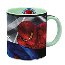 Mug Spiderman bleu