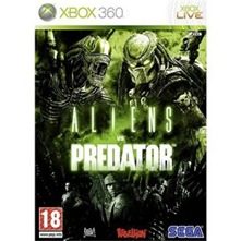 Alien versus Predator pour XBOX360