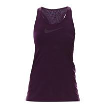 Brassire de sport nike shape swoosh PURPLE/GRAND PURPLE