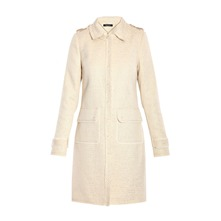 Manteau long or