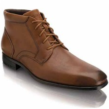 Men footwear: Tan Fairwood Waterproof Boots
