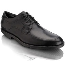Men footwear: Black Dessport Moc Front Shoes