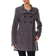 Manteau  gris