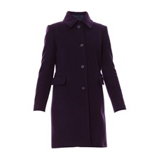 Manteau prune