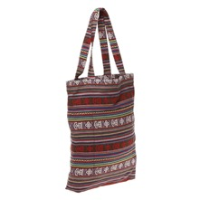 Cabas Kilim multicolore