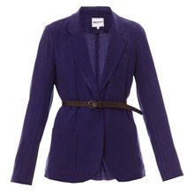 Veste  Diane marine