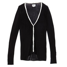 Cardigan Jane noir