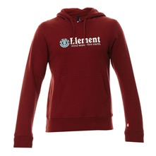 Sweat Horizontal Auburn capuche