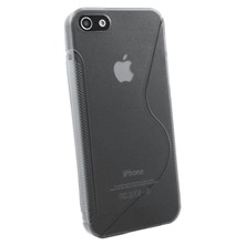 Coque transparent Style iPhone5 Style pour iPhone 5
