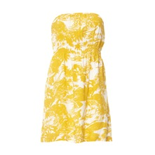 Robe Beachy jaune