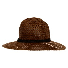 Chapeau Sri marron