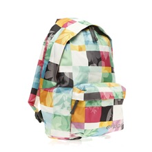 Sac à dos Lokahi à carreaux multicolore