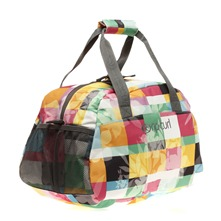 Sac de sport Lokahi à carreaux multicolore