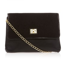 Pochette Diva noire