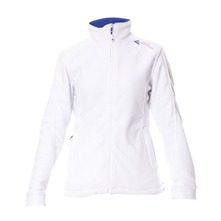 Veste polaire blanche