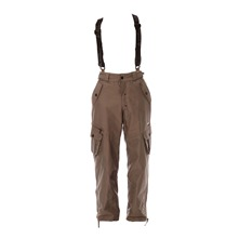 Pantalon de ski taupe