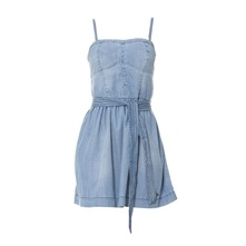 Robe Gwen bleu clair