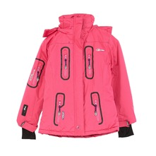 Veste de ski fuschia