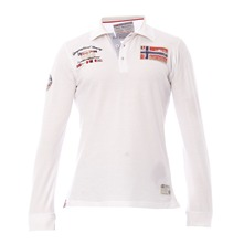 Polo Kergloff blanc