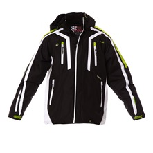 Veste de ski Wilfried noire