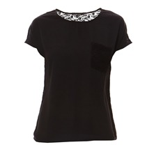 Blouse noire
