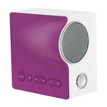 Enceinte Bluetooth avec micro + chargeur solaire + USB