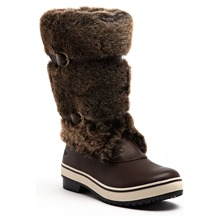Bottes Lylian marron