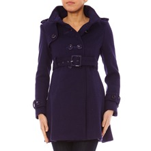 Manteau violet