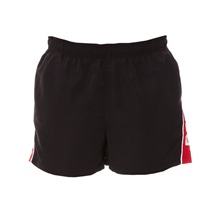 Short de bain noir