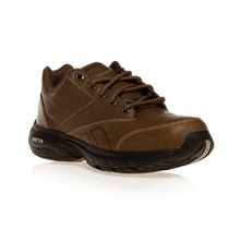 Chaussures de marche en cuir Rainwalker XI DMX marron