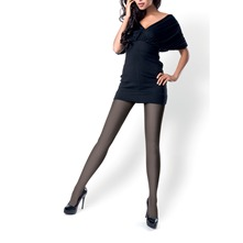 Collants Velur gris