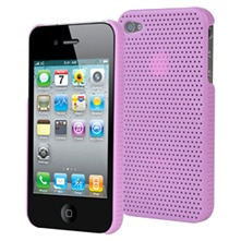 Case iPhone 4/ 4S - lavendel