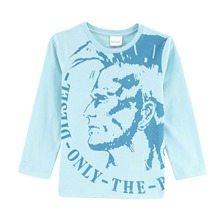 T-shirt Taketyk K830 bleu