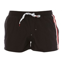 Short de bain Coralred noir