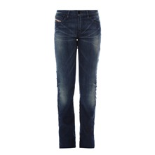 Jean regular slim Bootzee 0660D bleu