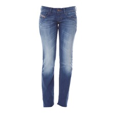 Jean regular slim Lowette bleu 0885L