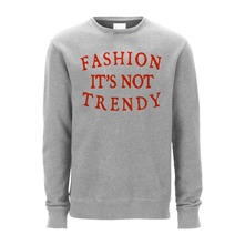 Sweat Trendy gris