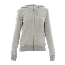 Sweat  capuche gris chin