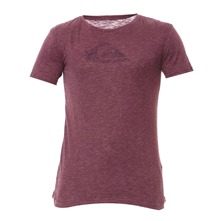 T-shirt String Logo violet chin
