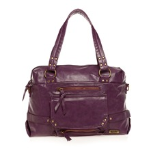 Sac fantaisie violet