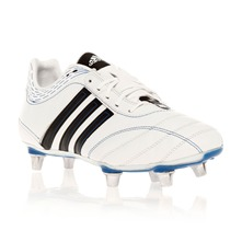 Chaussures de rugby R15 SG II RUNWHT blanches