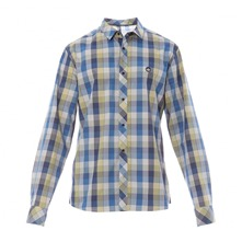 Chemise M Check bleu