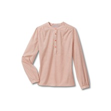 Blouse rose clair