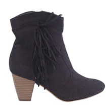 Boots  talon noires